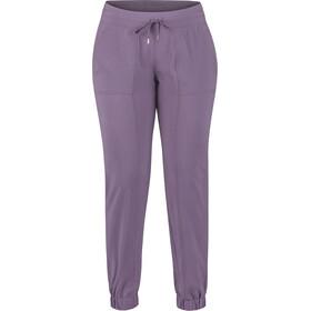 Marmot Avision Spodnie Kobiety fioletowy